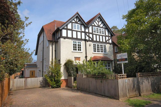 Thumbnail Detached house to rent in Barton Road, Cambridge