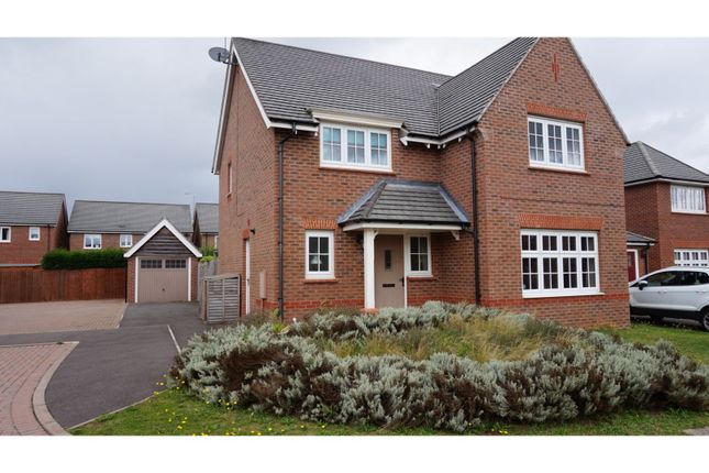 Thumbnail Detached house for sale in Braeburn Close, Stourport-On-Severn