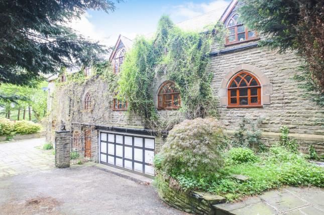 Thumbnail Detached house for sale in Rainow Road, Macclesfield, Cheshire