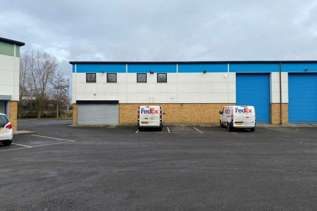 Industrial to let in Unit M1, The Levels, Capital Business Park, Cardiff, 2Pu