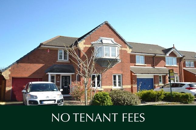Thumbnail Semi-detached house to rent in Well Oak Park, Exeter