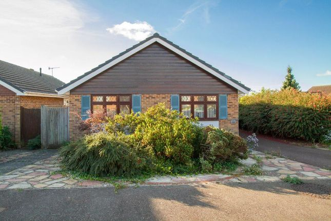 Thumbnail Detached bungalow for sale in North Way, Seaford