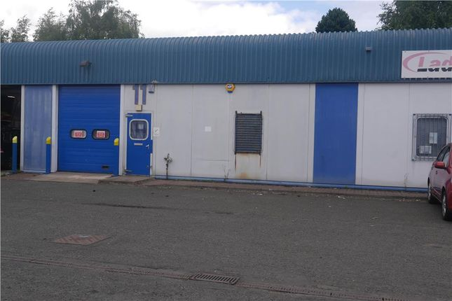 Thumbnail Light industrial to let in Unit 11 Eastfield Industrial Estate, Woodgate Way South, Glenrothes, Fife