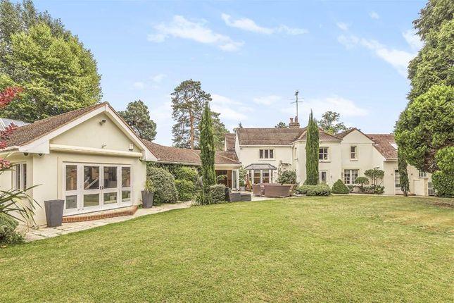Thumbnail Detached house for sale in Aldenham Road, Letchmore Heath, Watford