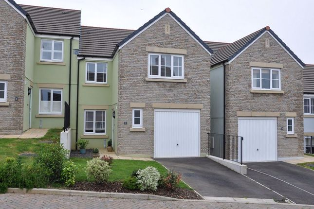 4 bed semi-detached house to rent in Mena Chinowyth, Falmouth TR11