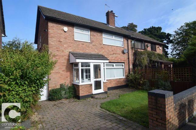 Thumbnail Semi-detached house to rent in Hazeldene Way, Thingwall, Wirral, Merseyside