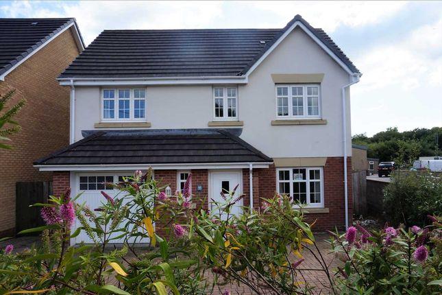 Thumbnail Detached house for sale in Cysgod Yr Ysgol, Gorslas, Llanelli