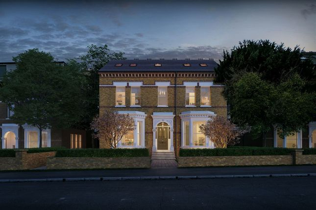 Thumbnail Flat for sale in Edge Hill, London