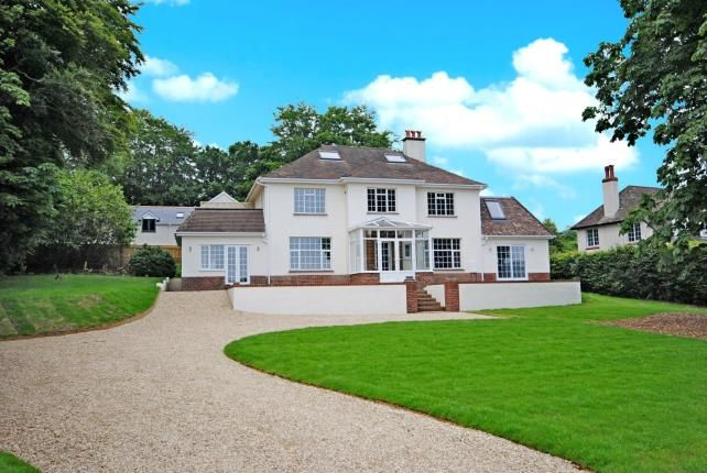 Thumbnail Detached house for sale in Sidmouth, Devon