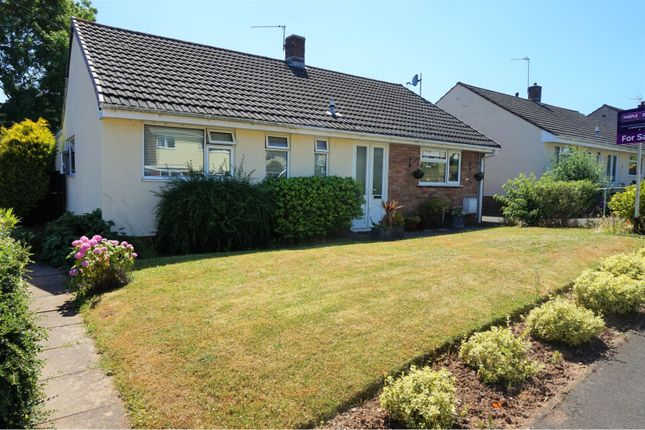 Thumbnail Detached bungalow for sale in The Deans, Portishead