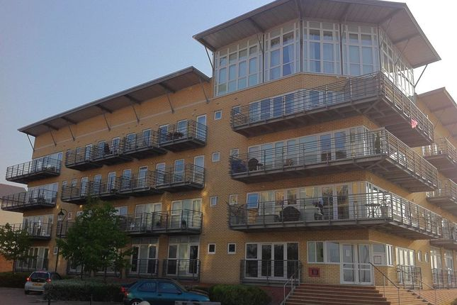 Thumbnail Flat to rent in Portland Place, Greenhithe