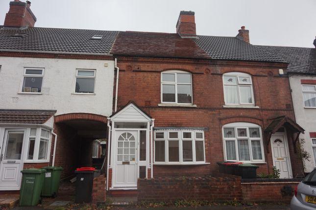 Terraced house in  Long Street  Dordon  Tamworth  Birmingham