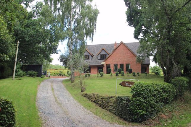 Thumbnail Detached house for sale in Marlas, Kilpeck, Hereford