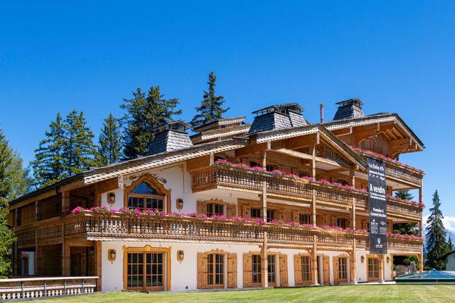 Thumbnail Duplex for sale in Golf Course, Crans Montana, Valais, Switzerland