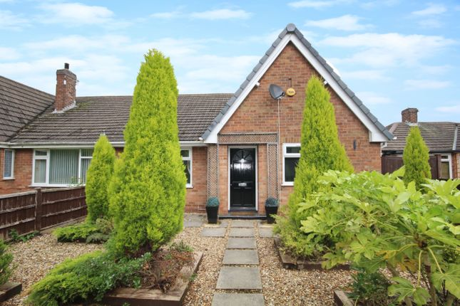 3 bed semi-detached bungalow to rent in Auckland Close, Mickleover, Derby, Derbyshire DE3