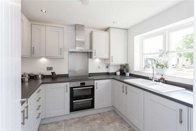 Thumbnail End terrace house for sale in Old School Close, Petworth, West Sussex