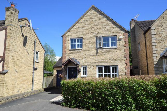 Detached house for sale in Tibberton Grove, The Reddings, Cheltenham
