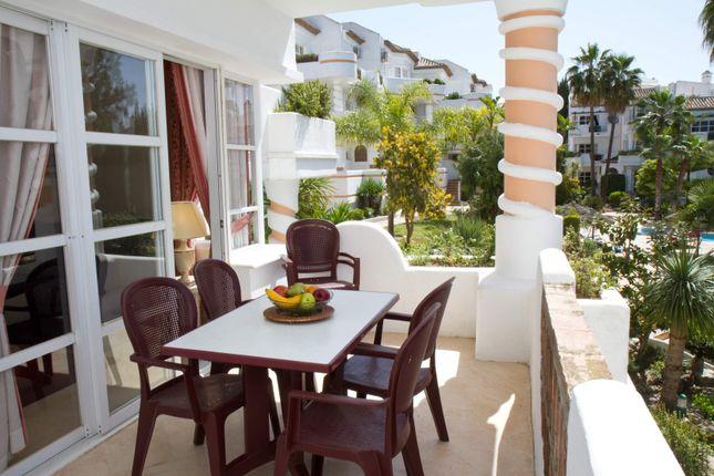 Spacious Terrace of Mijas Costa, Costa Del Sol, Andalusia, Spain