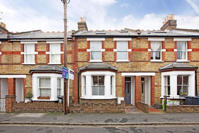Thumbnail Terraced house to rent in Temple Road, Windsor