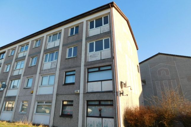 Thumbnail Flat to rent in Stobo Street, Wishaw