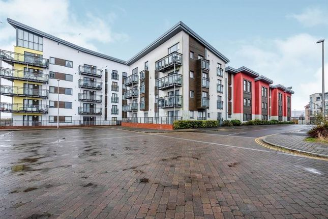 Thumbnail Flat to rent in St Margarets Court, Maritime Quarter, Swansea