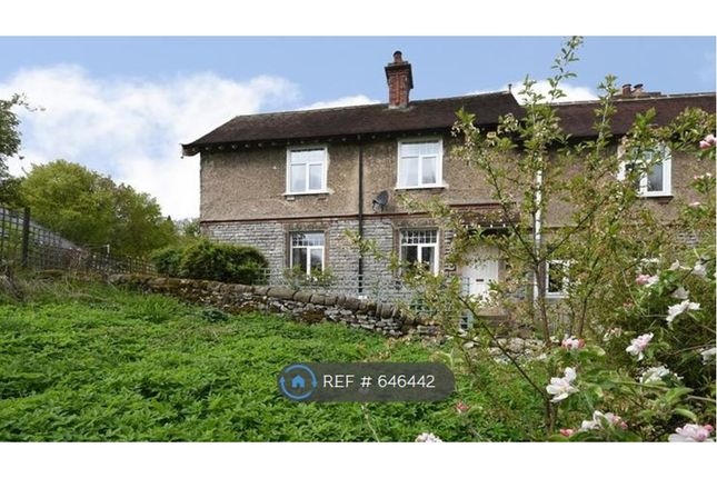 Thumbnail 3 bed end terrace house to rent in Hillmorton, Ashford-In-The-Water, Bakewell