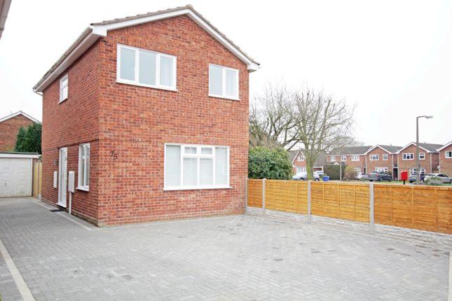 3 bed detached house to rent in Park Road, Barton Under Needwood, Burton-On-Trent DE13
