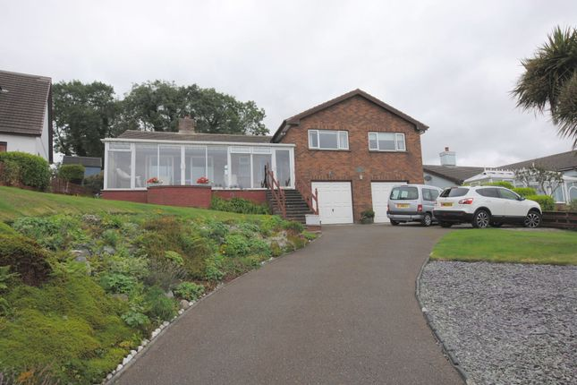Thumbnail Detached house for sale in Croft House, Croit-E-Quill Road Laxey, Laxey