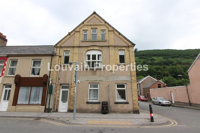 Thumbnail Flat for sale in Marine Street, Cwm, (Bottom Flat), Ebbw Vale, Blaenau Gwent.
