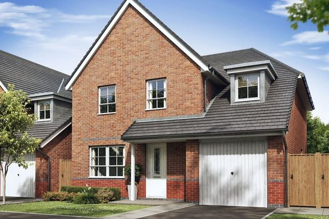 """Thumbnail Detached house for sale in """"Ascot"""" at Woodmansey Mile, Beverley"""