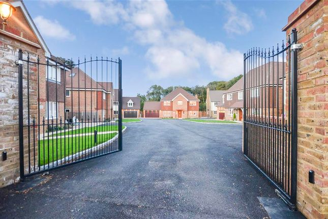 Thumbnail Detached house for sale in Sheldon Heights, Gravesend, Kent