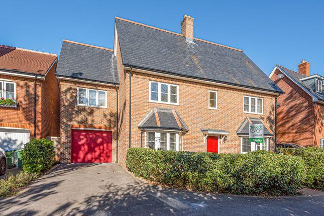 Thumbnail Detached house for sale in Cook Way, Broadbridge Heath, Horsham