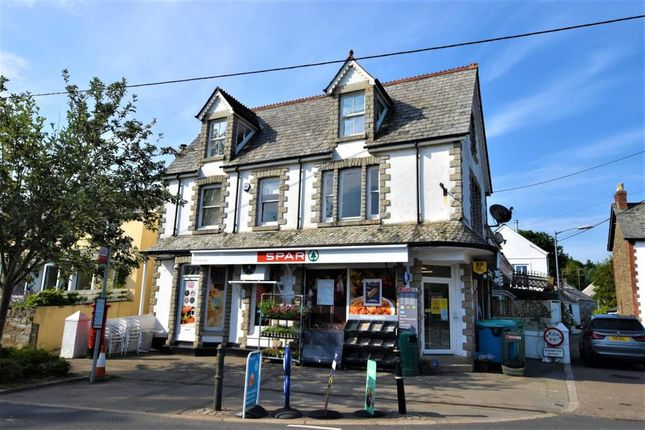 Thumbnail Maisonette to rent in Egloshayle Road, Wadebridge, Cornwall