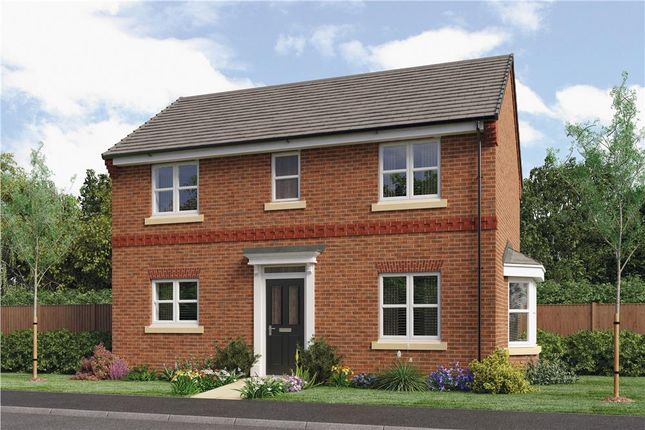 "Thumbnail Detached house for sale in ""Milton"" at Oteley Road, Shrewsbury"