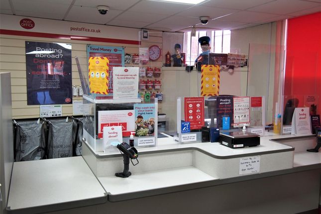Thumbnail Retail premises for sale in Post Offices YO43, Market Weighton, East Yorkshire