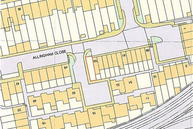 Thumbnail Land for sale in Allingham Close, London