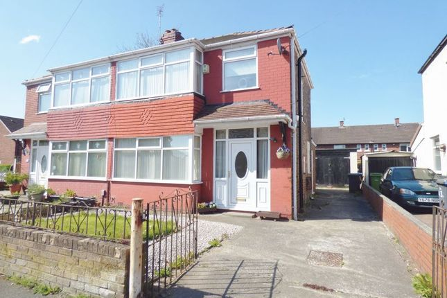 Thumbnail Semi-detached house for sale in Clifford Road, Penketh, Warrington