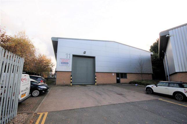 Thumbnail Light industrial to let in Unit 11, Acorn Park, Vernon Road, Halesowen, West Midlands