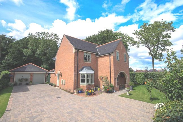 Thumbnail Detached house for sale in The Wynd, Wynyard, Billingham