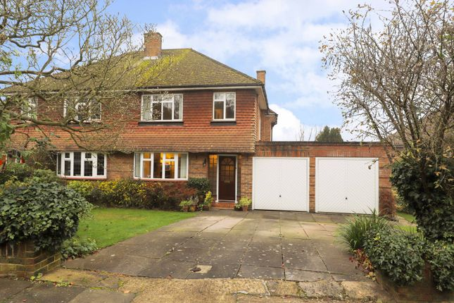 3 bed semi-detached house for sale in Raisins Hill, Pinner HA5