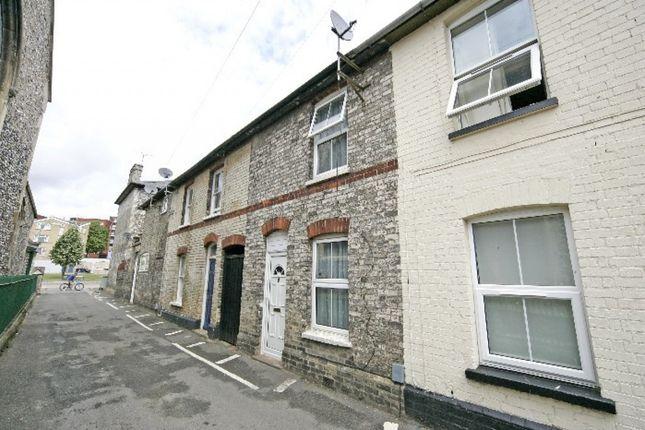 Thumbnail Terraced house for sale in Church Lane, Newmarket, Suffolk