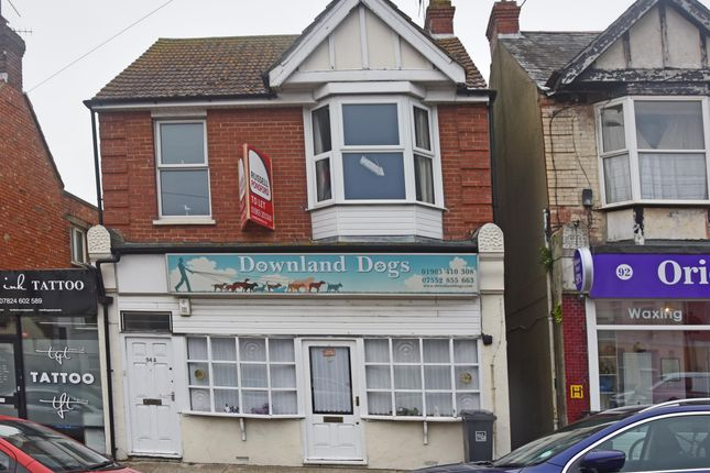 Thumbnail Flat to rent in Ham Road, Worthing