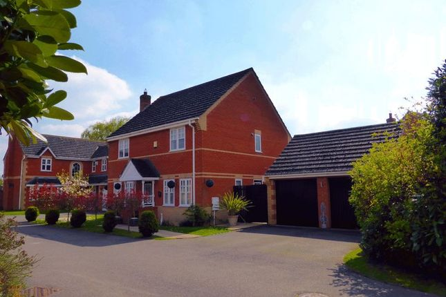 Thumbnail Property for sale in Scholars Way, Lowside, Upwell, Norfolk