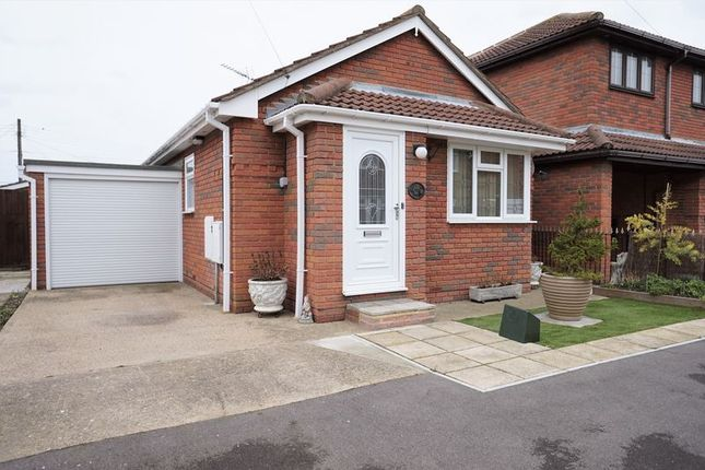Thumbnail Bungalow for sale in Delfzul Road, Canvey Island