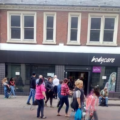 Thumbnail Retail premises to let in 23-25 Midland Road, Bedford