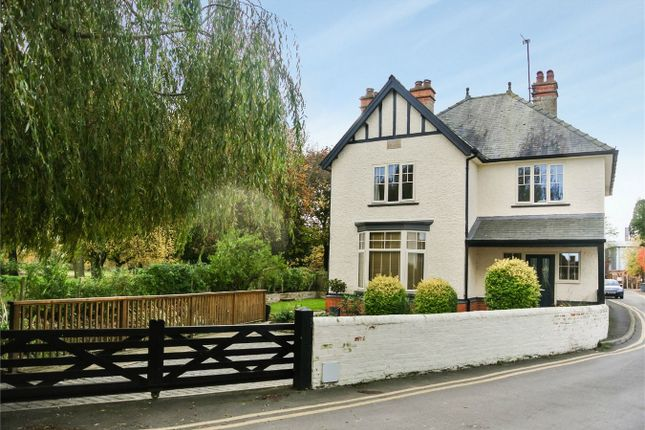 Thumbnail Detached house for sale in St Peters Road, Bourne, Lincolnshire