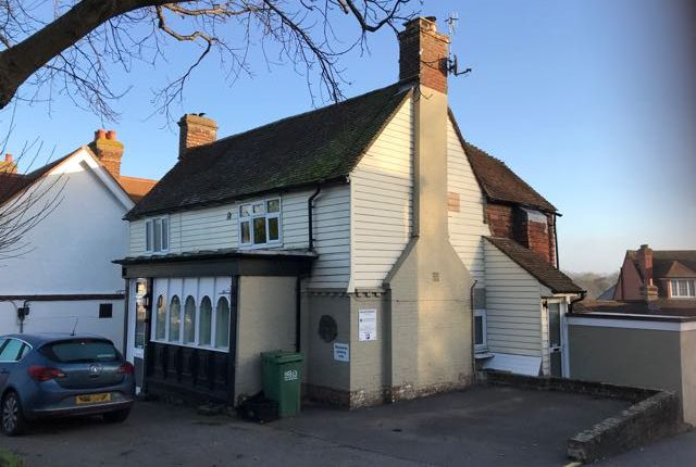 Thumbnail Flat to rent in Lewes Road, Forest Row, East Sussex