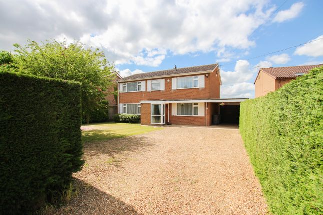Thumbnail Detached house for sale in Rockmill End, Willingham, Cambridge