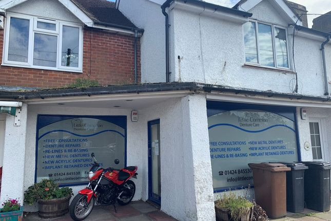 Thumbnail Retail premises to let in Little Common Road, Bexhill-On-Sea