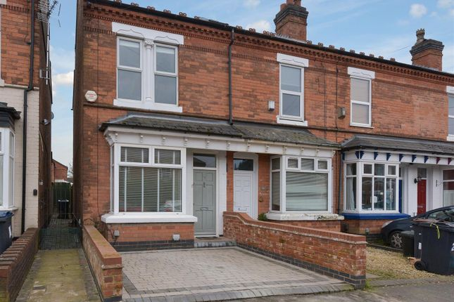 Thumbnail End terrace house for sale in Sheffield Road, Sutton Coldfield